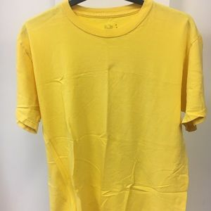 Yellow Fruit of the Loom T-Shirt
